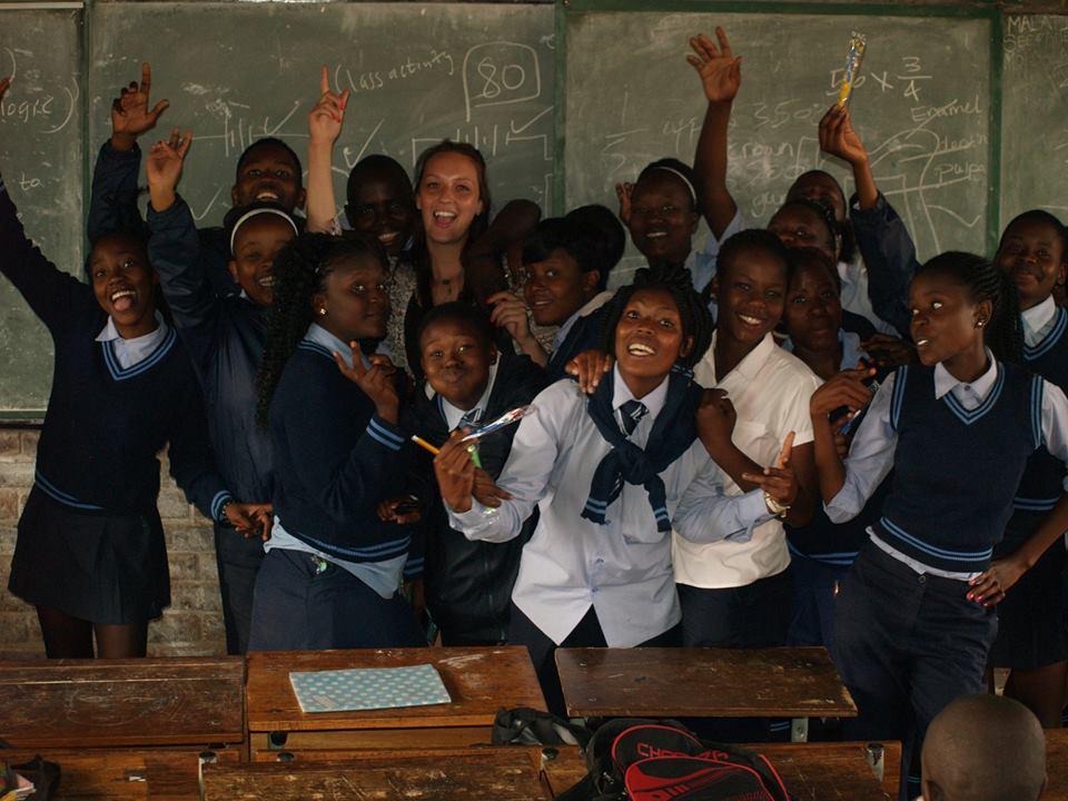 internationale samenwerking middelbare school