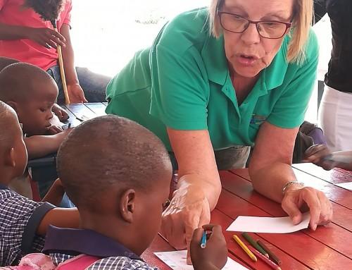 Jannie, Expert vrijwilliger Educatie